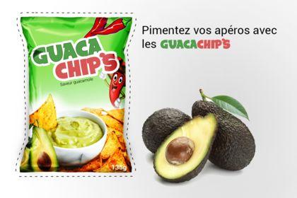Chip's au Guacamole