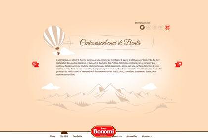 Webdesign Forno Bonomi