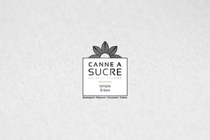 Création du logo pour confiserie (Réunion)