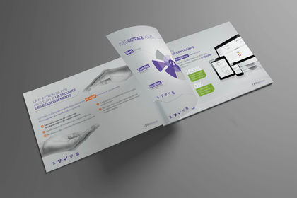 BROCHURE 8 PAGES BIOTRACE
