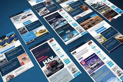 Peugeot Newsletters