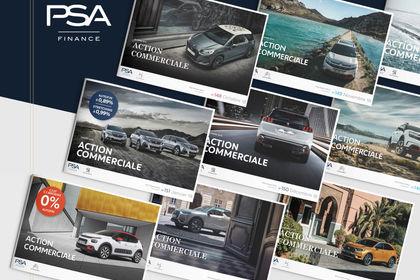 PSA Finance Magazine
