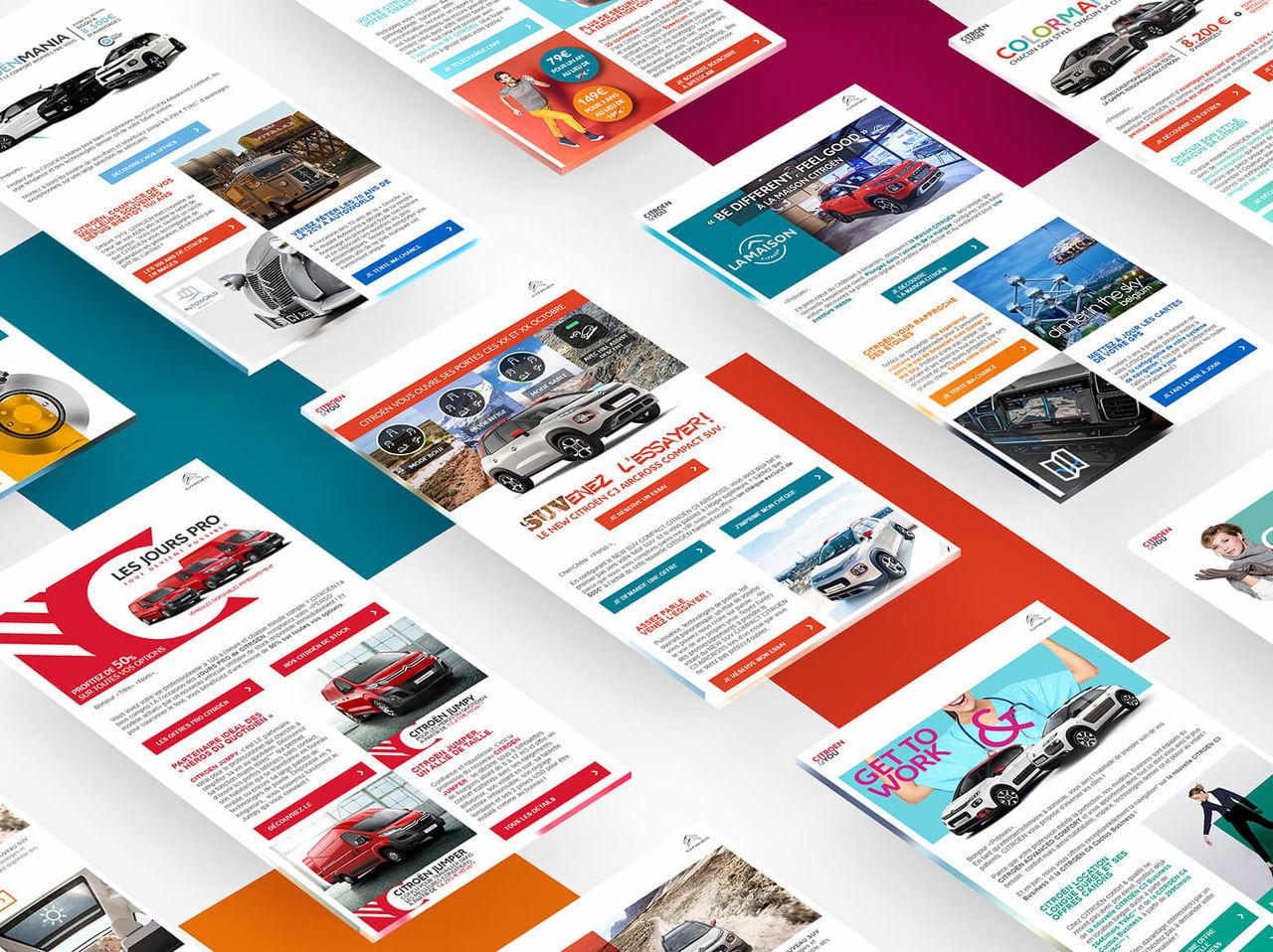 Citroën Newsletters