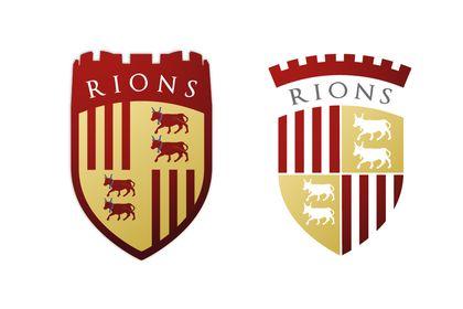 Logo Village de Rions