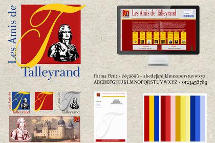 ID visuelle Amis de Talleyrand