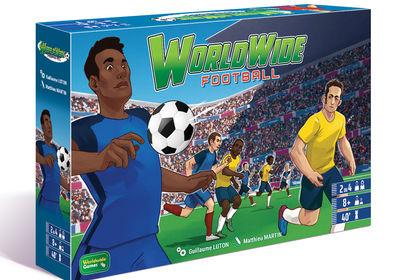 Boite de jeu Worldwide Football