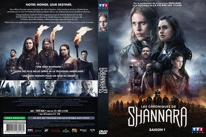 Jaquette dvd shannara