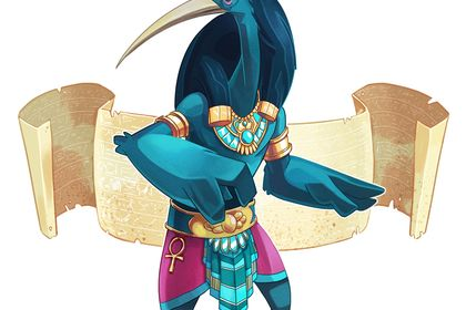 Thot Character design