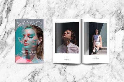 Magazine - Photo + Graphisme
