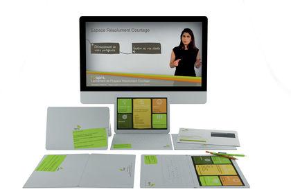 Mailling + Motion design : promotion service 2013