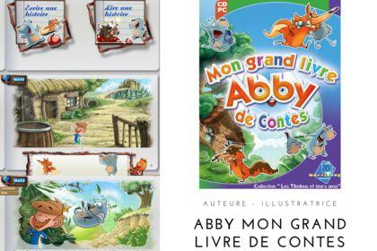 Abby mon grand livre de contes