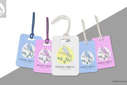 Logo pour boutique de vêtements pour bébés