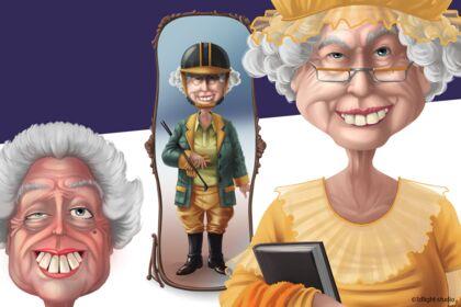 Recherche graphique : jeu GOD dress the Queen