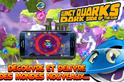 Quincy Quarks Jeu Mobiler