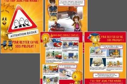 Brochure sécurité routière