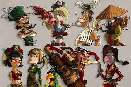 Illustrations Cartoon