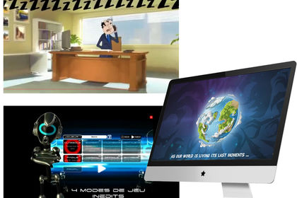 Motion design, animation vidéo