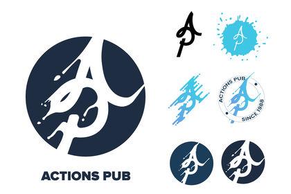 Logo Actions Pub