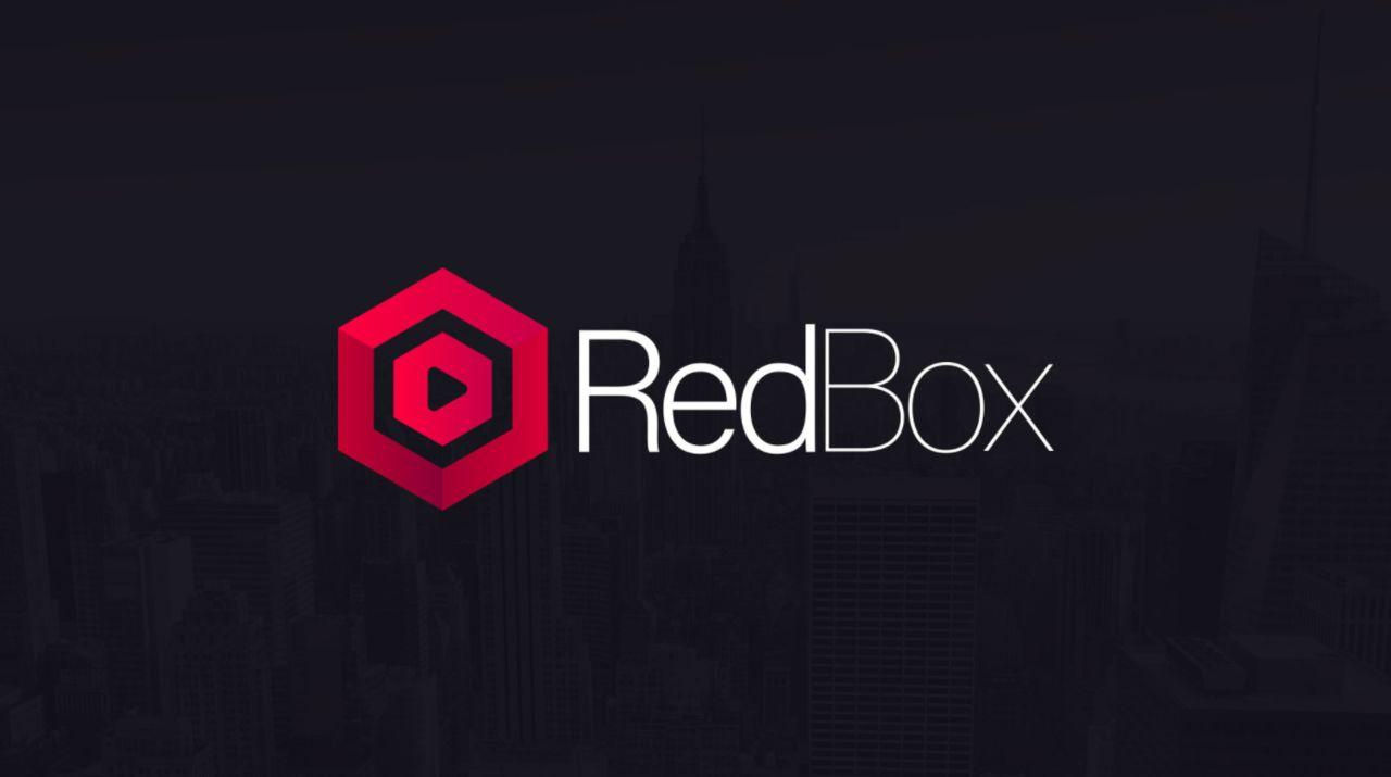 Logo - RedBox