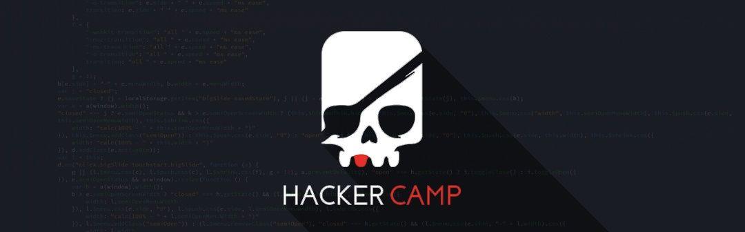HackerCamp - Réalisation logo + Bannière