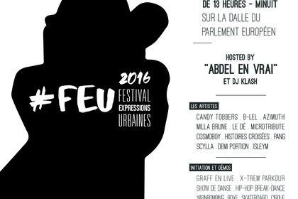 Affiche pour un festival