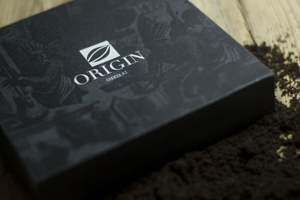 Packaging chocolat ORIGIN