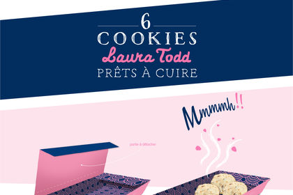 PACKAGING COOKIES – LAURA TODD