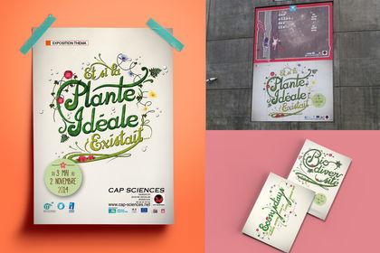 La Plante Idéale - Cap Sciences