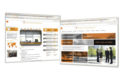 Sites intranet Orange