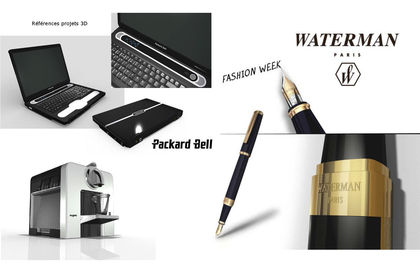 Waterman, Packard Bell, Nespresso