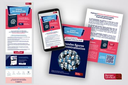 Emailing responsive + flyer promotion BL