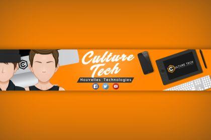 Bannière Culture Tech