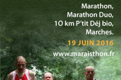 Newsletter Maraisthon