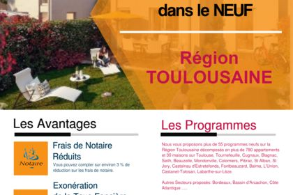 FLYER A5 IMMOBILIER