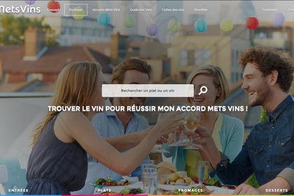 HoMetsVins, site d'accords entre mets et vins
