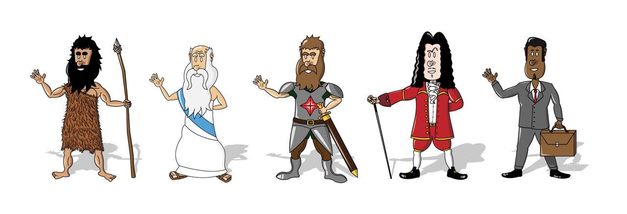 Conception de personnages