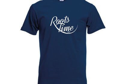 T-shirt Roots Time