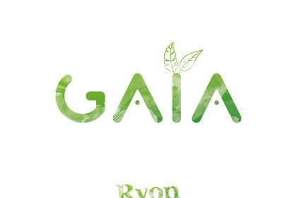 Pochette Single Gaïa de Ryon