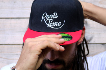 Casquette Roots Time