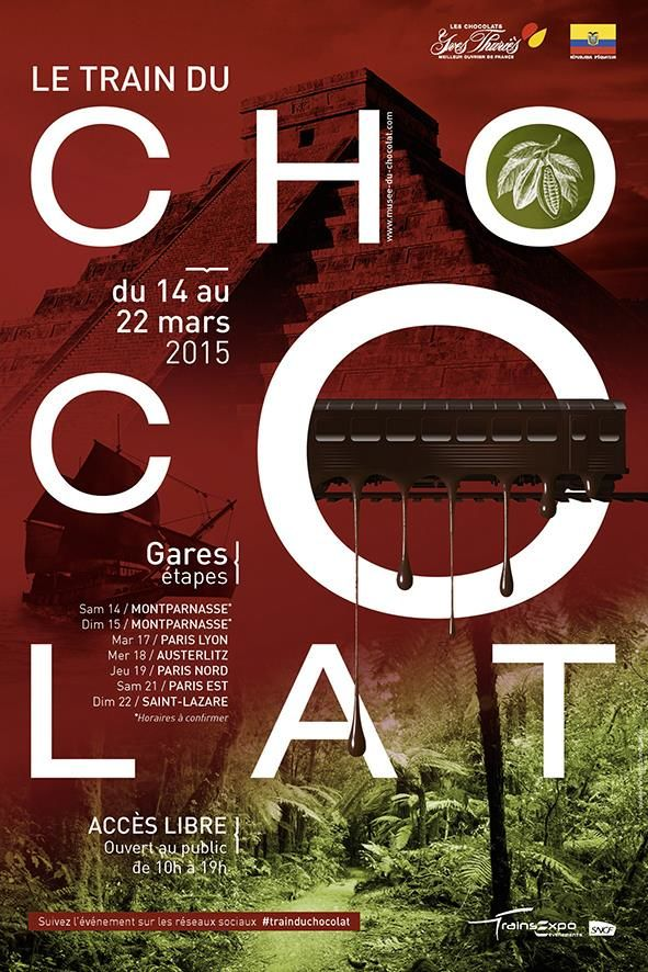 Le train du Chocolat