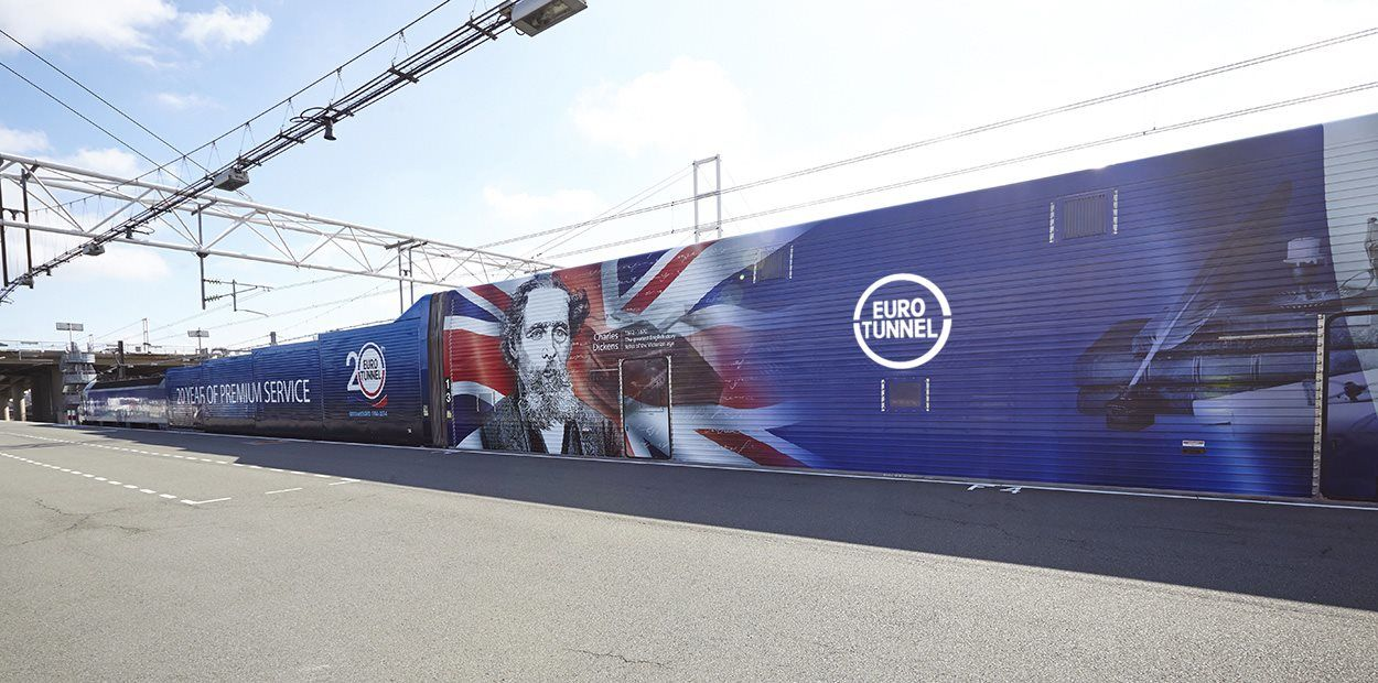 Les 20 ans de l'Eurotunnel