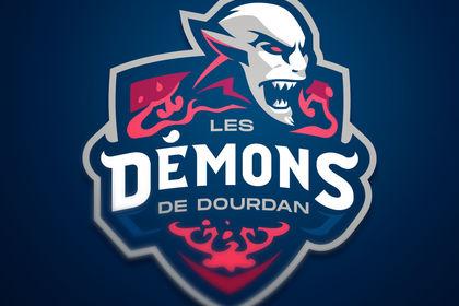 Logo démons de dourdan
