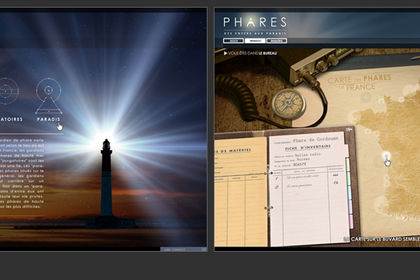 PHARES (projets transmedia)