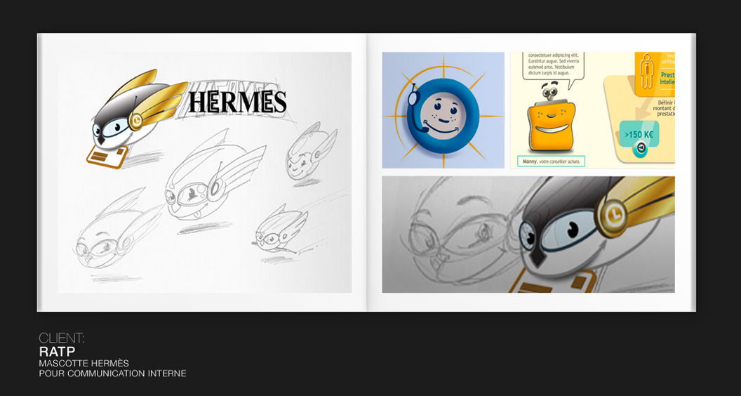HERMES (campagne com interne RATP)