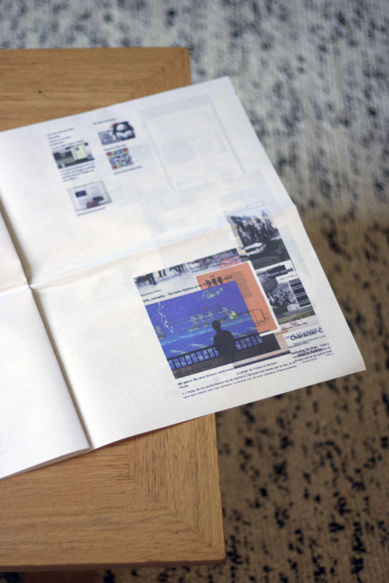 """Journal de Recherche """"Édition - Nouvelle Formes"""""""