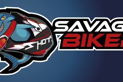 Logo - Savage Biker