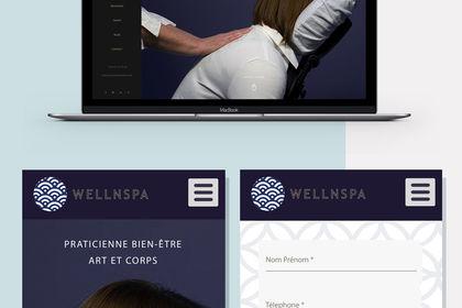 Webdesign - Wellnspa