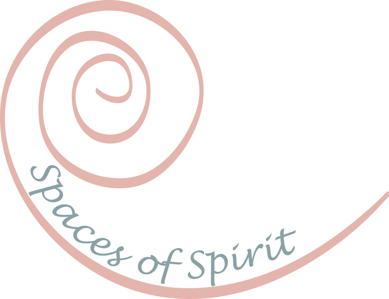 Logo spaces of spirit
