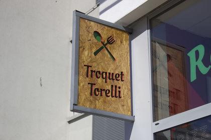Troquet Torelli • Enseigne