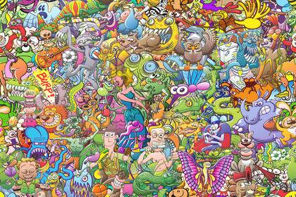 Festival de créatures
